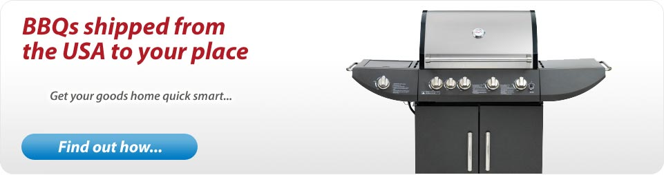Importing Weber barbecues to New Zealand.